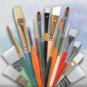 Četkice za uljano slikarstvo